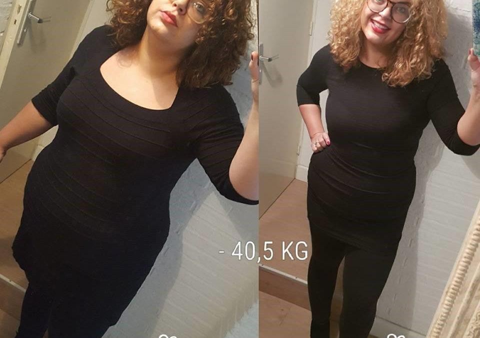 #Blog 11  Ik pak nog steeds maat XXL in de kleding winkel.