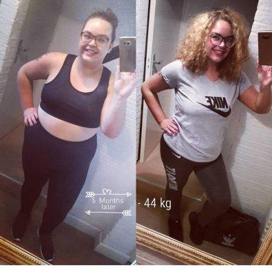 #Blog 12 Ik val gemiddeld 1 kilo per week af.