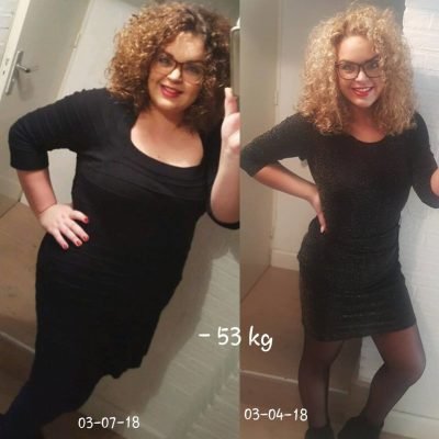 #Blog 18 9 months later Before and After!