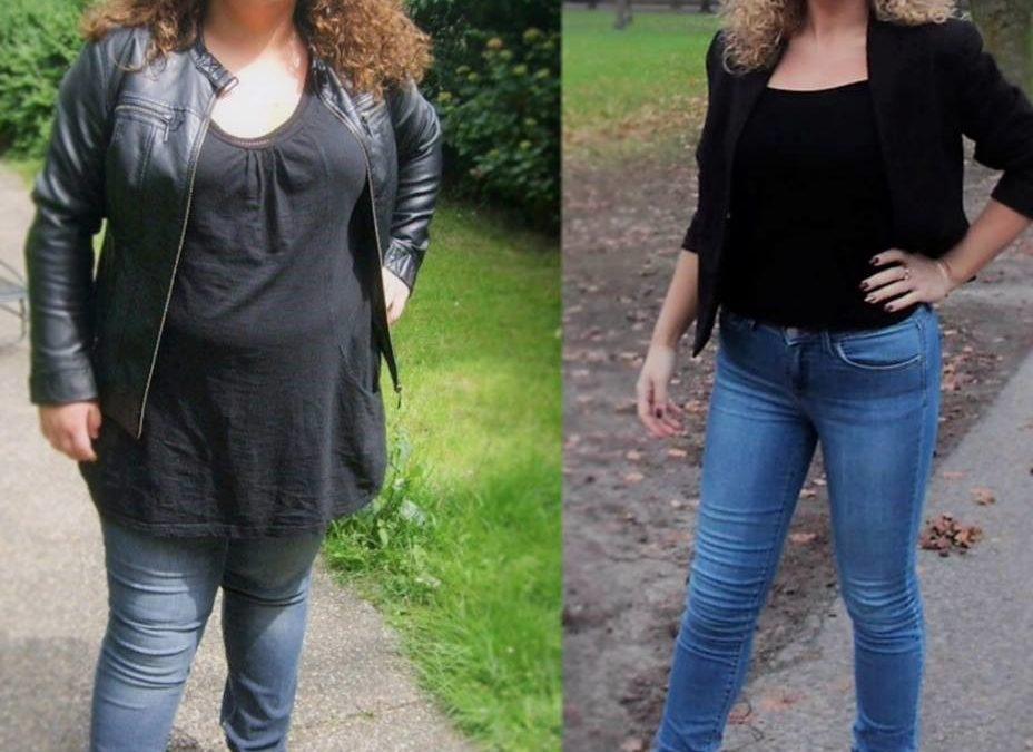 #Blog 23 in totaal 62 kilo afgevallen!