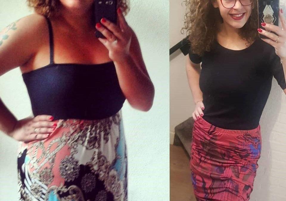 #Blog 29  Ik vond mijzelf vroeger niet dik
