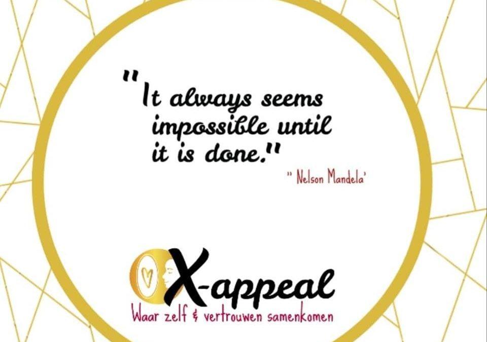 #Blog 31  Niks is onmogelijk!