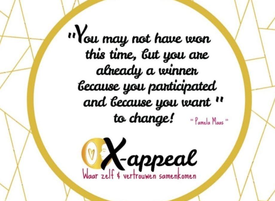 #Blog 33   Een winnaar geeft nooit op!