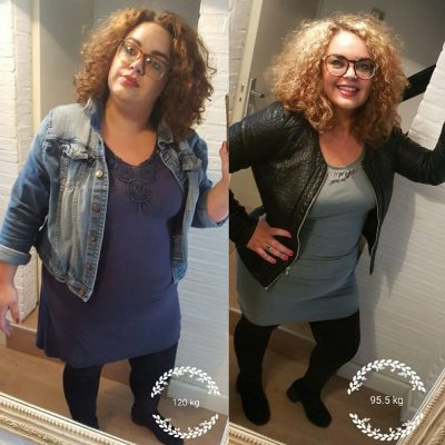 #Blog 8  30 kilo afgevallen! Weer een mijlpaal bereikt!